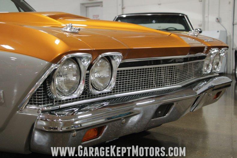 1968 Chevrolet Chevelle SS 64