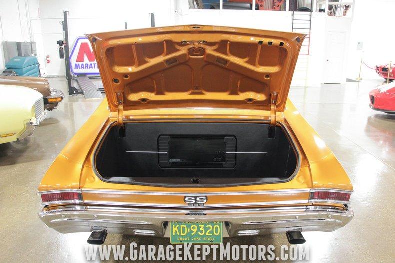 1968 Chevrolet Chevelle SS 77