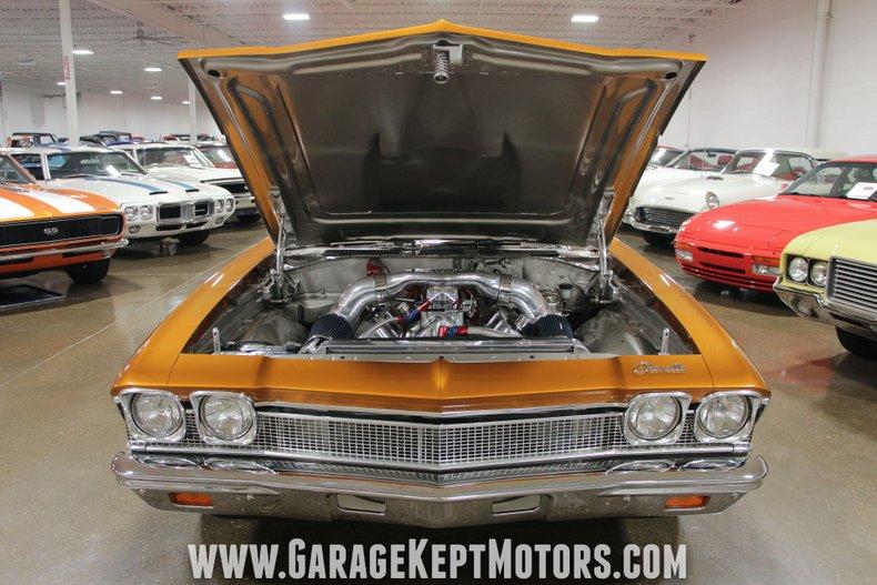 1968 Chevrolet Chevelle SS 102
