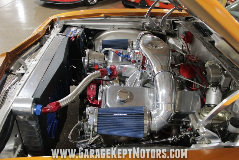 1968 Chevrolet Chevelle SS 104