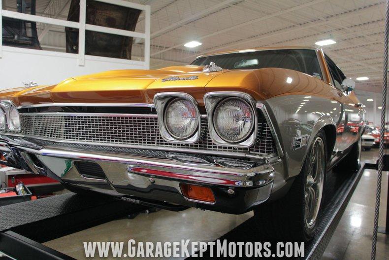 1968 Chevrolet Chevelle SS 116