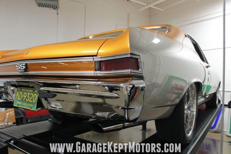 1968 Chevrolet Chevelle SS 123