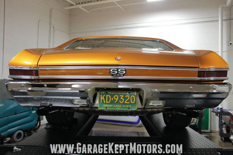 1968 Chevrolet Chevelle SS 122