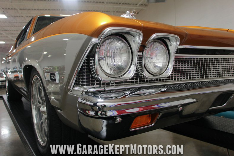 1968 Chevrolet Chevelle SS 128