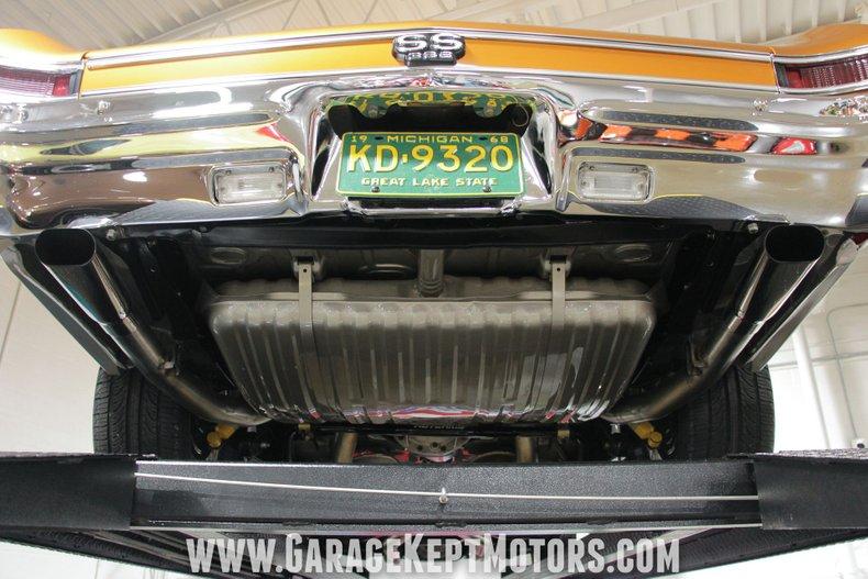 1968 Chevrolet Chevelle SS 137
