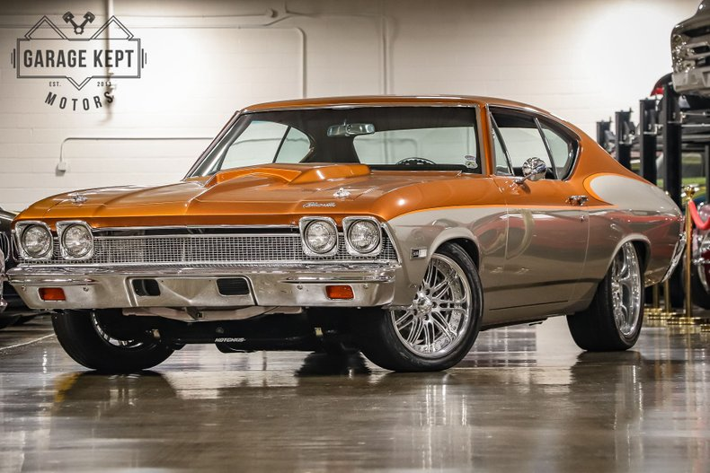 1968 Chevrolet Chevelle SS 1