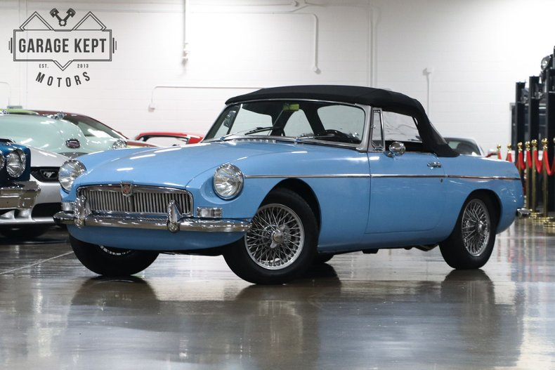 1965 MG MGB For Sale