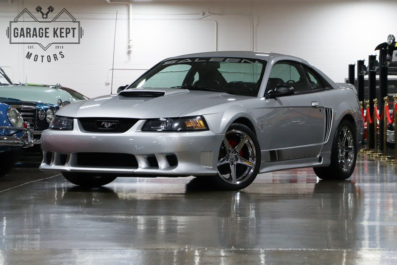 2001 Saleen Mustang For Sale
