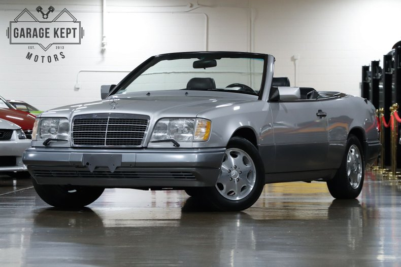 1995 Mercedes-Benz E320 For Sale