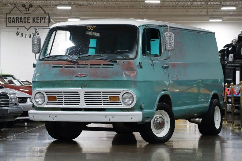 1967 Chevrolet G10