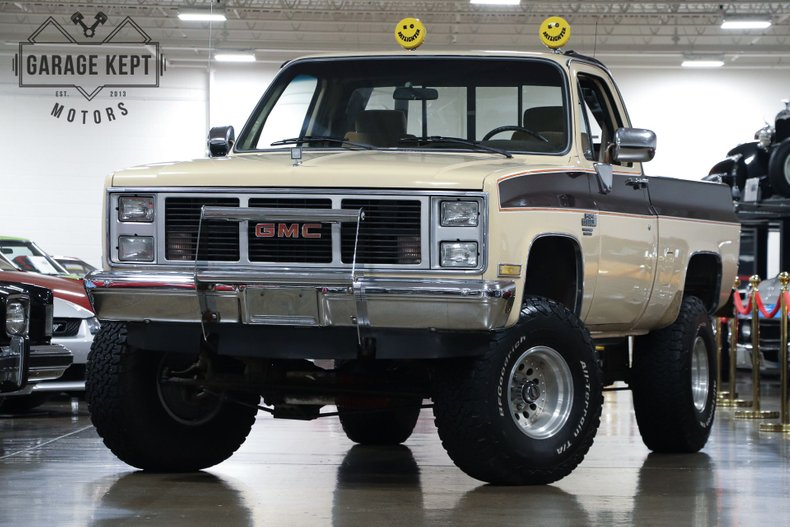 1985 GMC K1500 For Sale