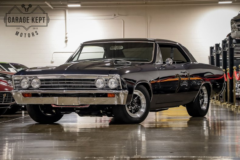 1967 Chevrolet Chevelle Garage Kept Motors