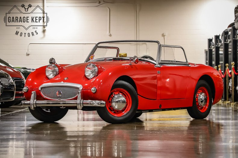 1961 Austin-Healey Sprite For Sale