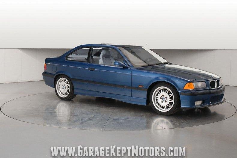 1995 BMW M3 12