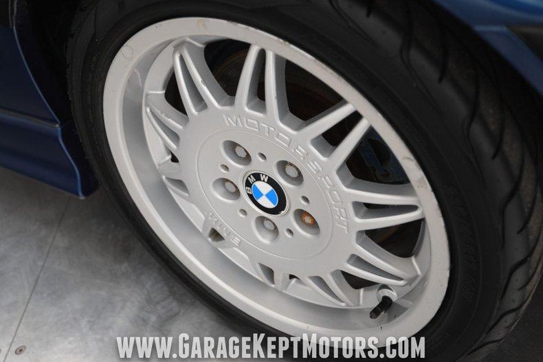 1995 BMW M3 13