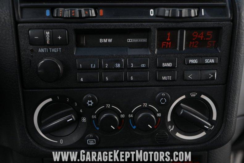 1995 BMW M3 27