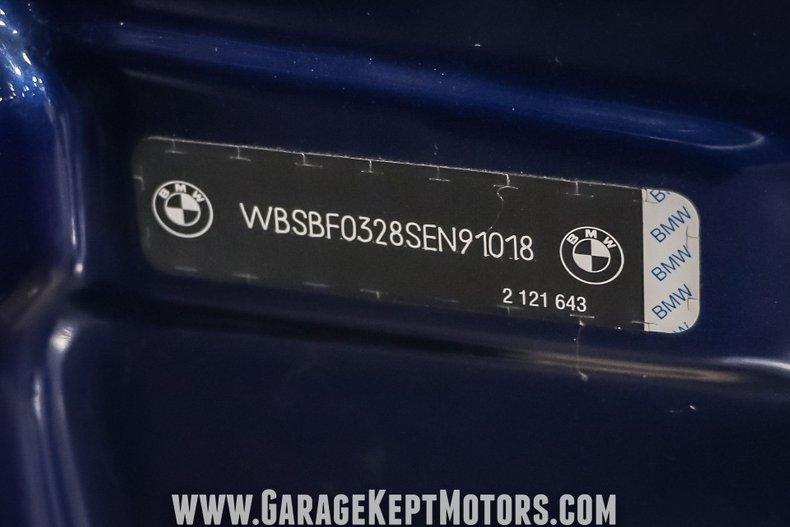1995 BMW M3 47