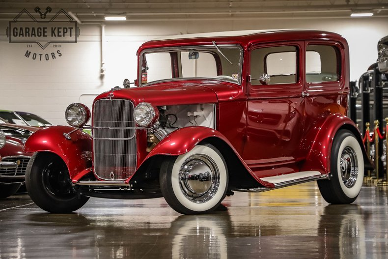 1932 Ford 2-Door Sedan For Sale