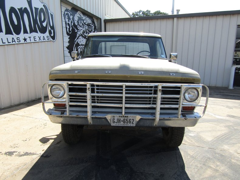 For Sale 1969 Ford F250