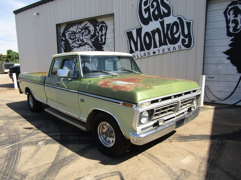 For Sale 1976 Ford F150