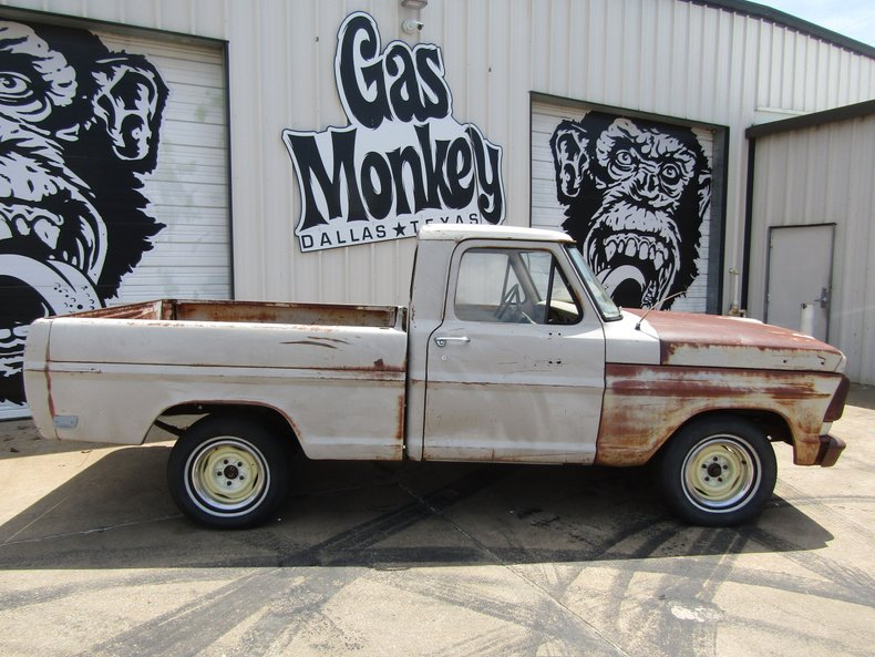 For Sale 1968 Ford F100