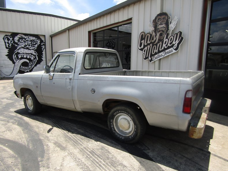 For Sale 1980 Dodge D100