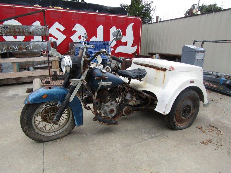 1970 Harley Davidson Servi-car