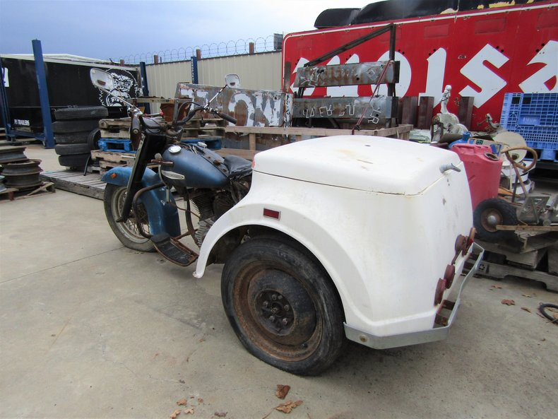 For Sale 1970 Harley Davidson Servi-car