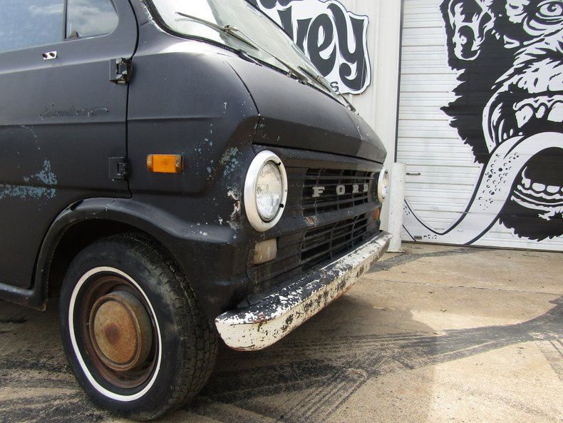 For Sale 1973 Ford Econoline