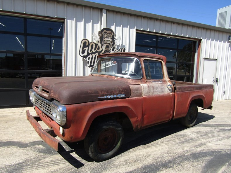 1958 Ford F100