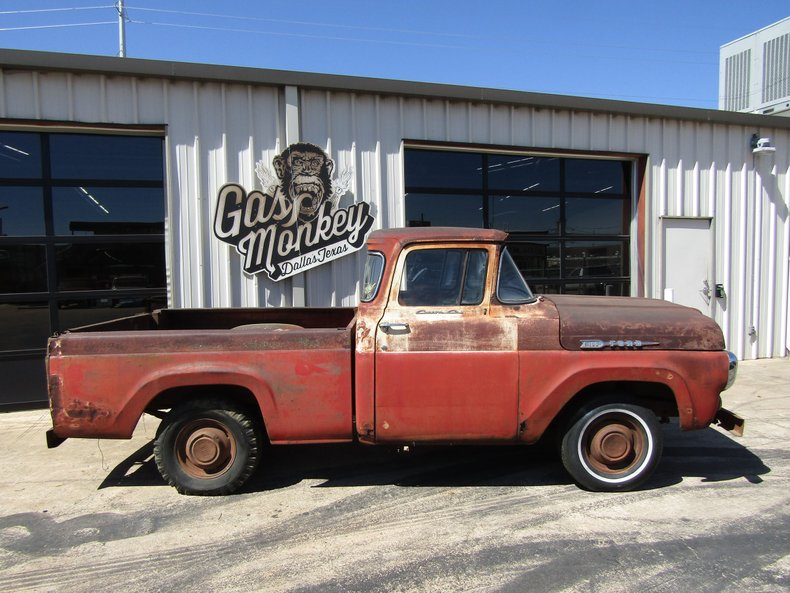 For Sale 1958 Ford F100