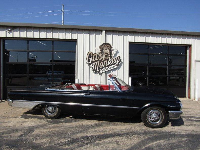 For Sale 1961 Ford Galaxie
