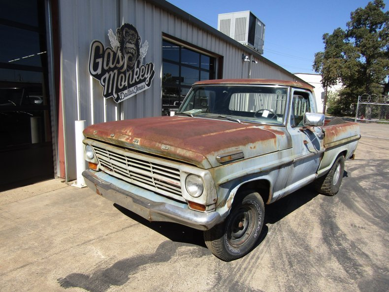 For Sale 1969 Ford F100