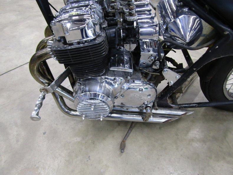 For Sale 1970 Honda CB750-4