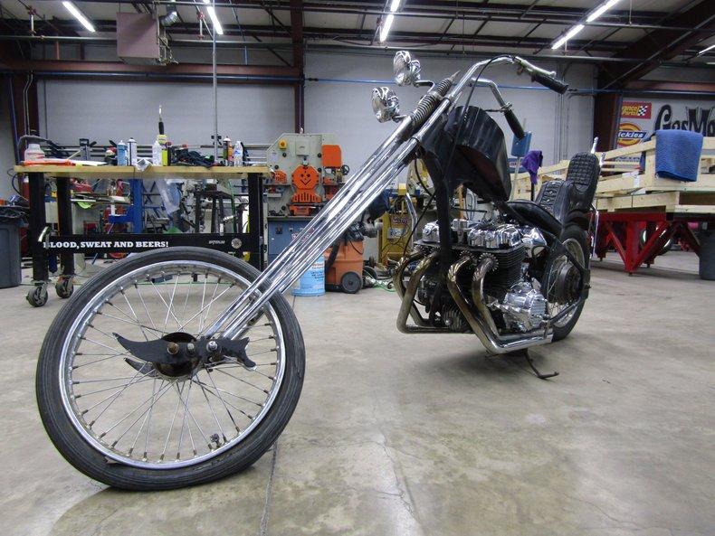 1970 Honda CB750-4