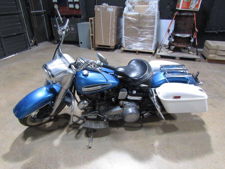 1972 Harley Davidson FLH
