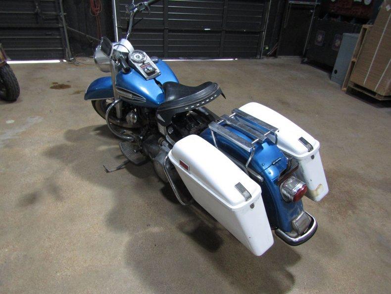 For Sale 1972 Harley Davidson FLH
