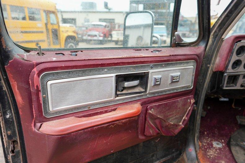 For Sale 1979 Chevrolet Blazer