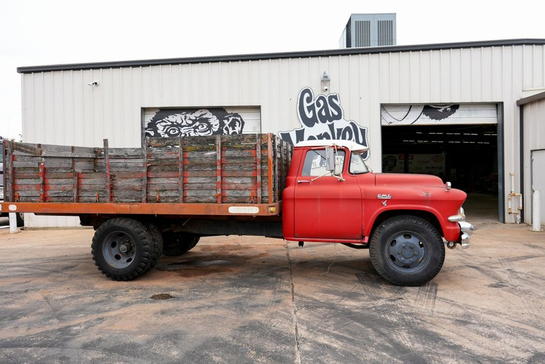 For Sale 1958 GMC Hydra-Matic