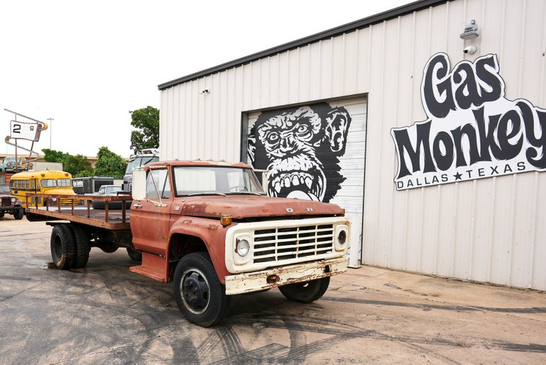 1977 Ford F 600 Project