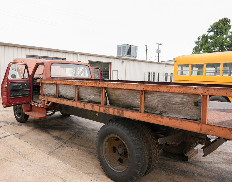For Sale 1977 Ford F 600 Project