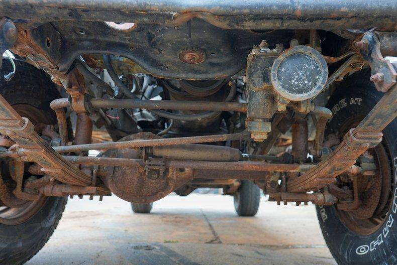 For Sale 1982 Jeep Scrambler