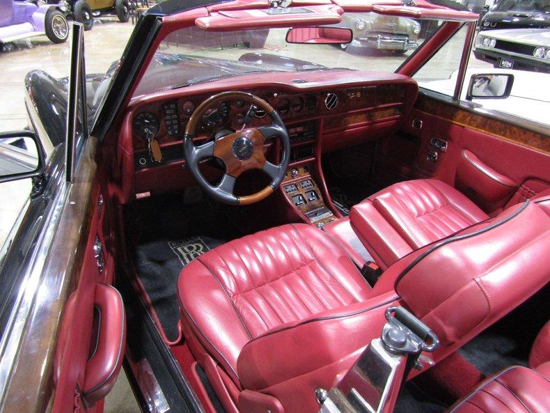 For Sale 1986 Rolls Royce Corniche Convertible