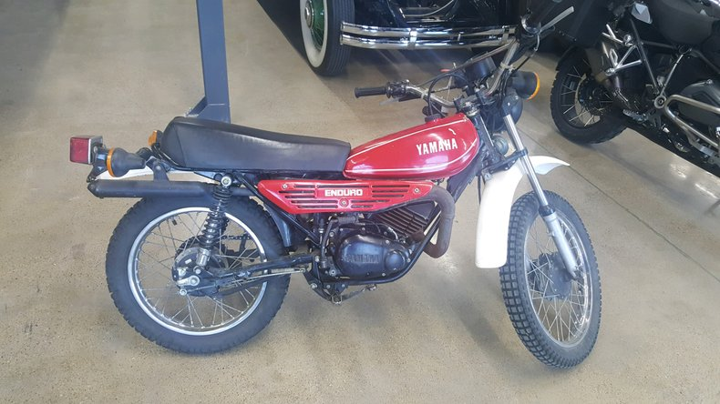 For Sale 1980 Yamaha DT 100