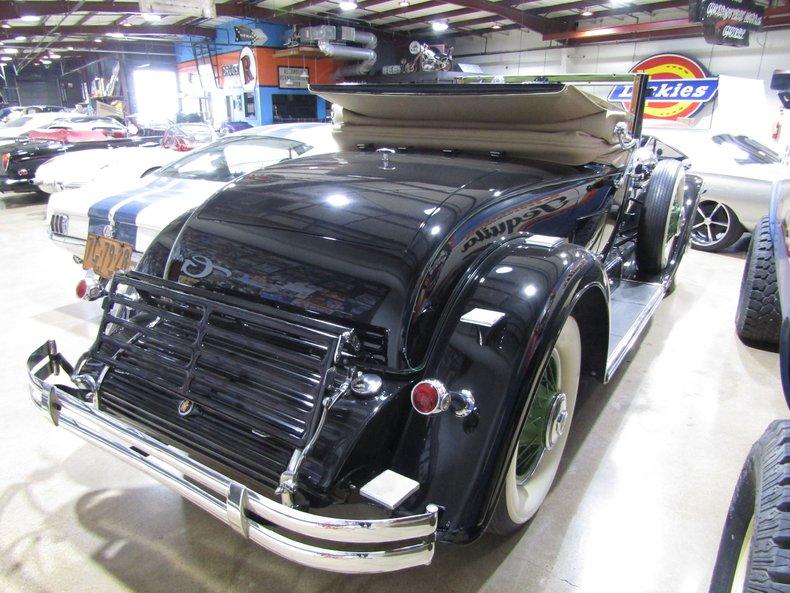 For Sale 1930 Cadillac Series 353 Rumble Seat Roadster