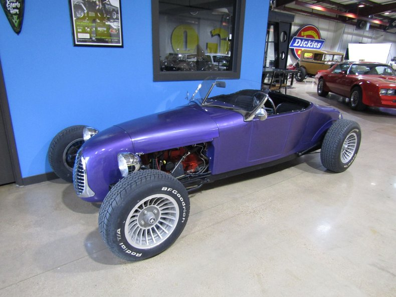 1997 Speedway Track T Roadster