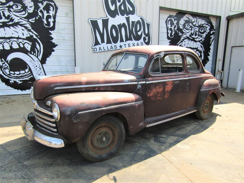 For Sale 1946 Ford V 8 Coupe