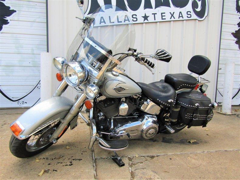 2010 Harley Davidson FLSTC Heritage Soft Tail Classic