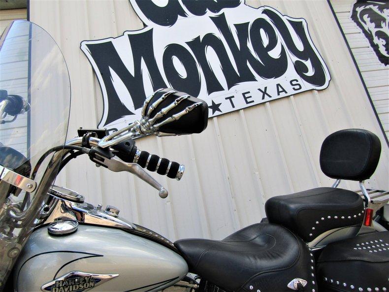 For Sale 2010 Harley Davidson FLSTC Heritage Soft Tail Classic