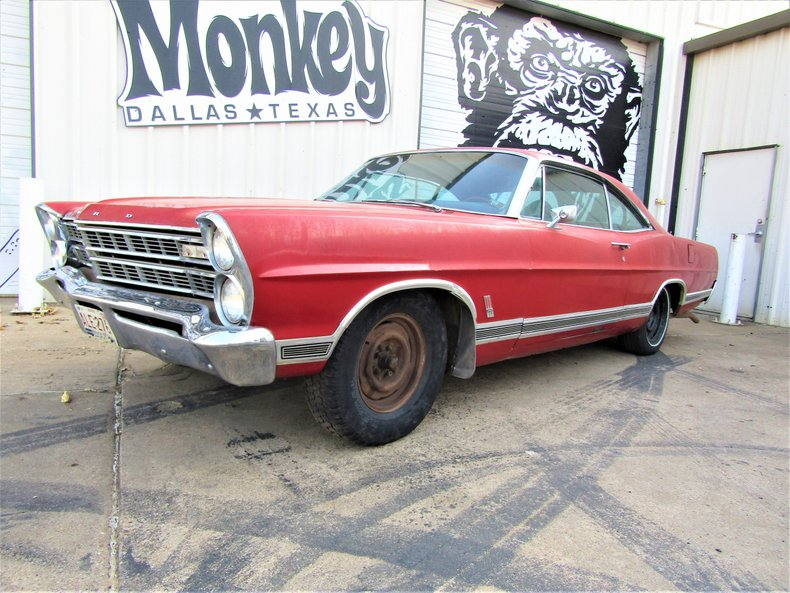 For Sale 1967 Ford Galaxie
